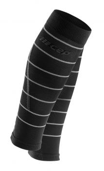 REFLECTIVE Compression CALF SLEEVES - Frauen