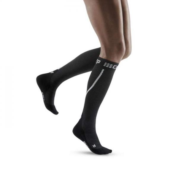 WINTER RUN COMPRESSION SOCKS Frauen