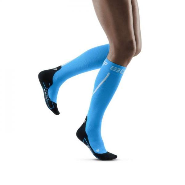 WINTER RUN COMPRESSION SOCKS Männer